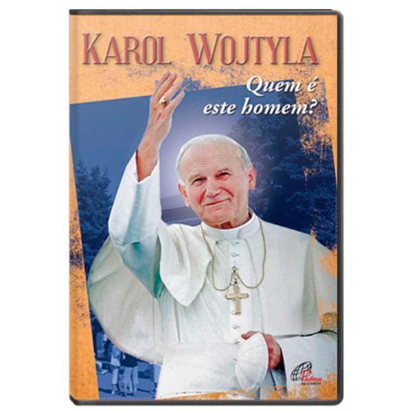 Karol Wojtyla - Quem é este homem? - 58 min.