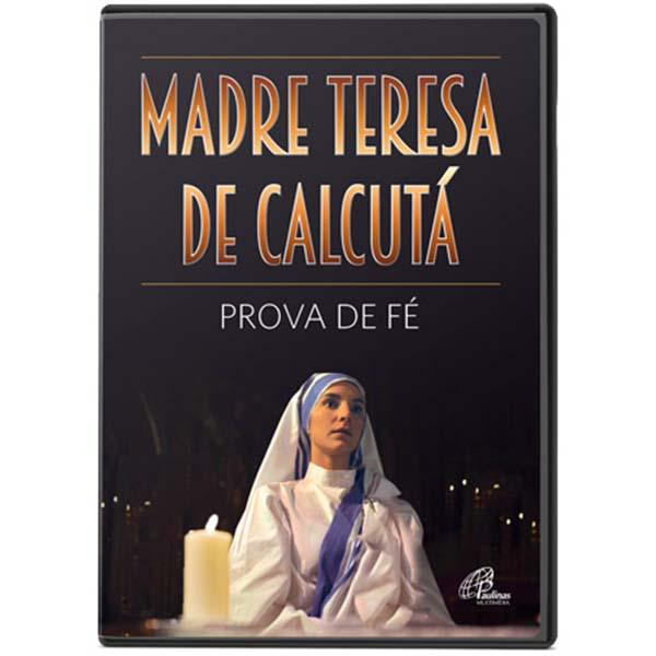 Madre Teresa de Calcutá - DVD - 45 min.