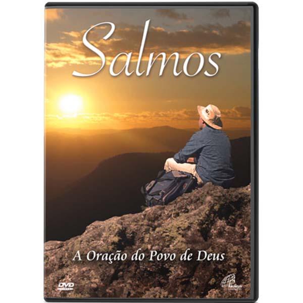 Salmos - A oração do povo de Deus (DVD 48 min.)