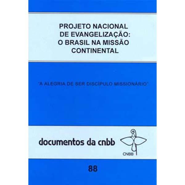 Projeto nacional de evangelização - Brasil na missão continental (O)