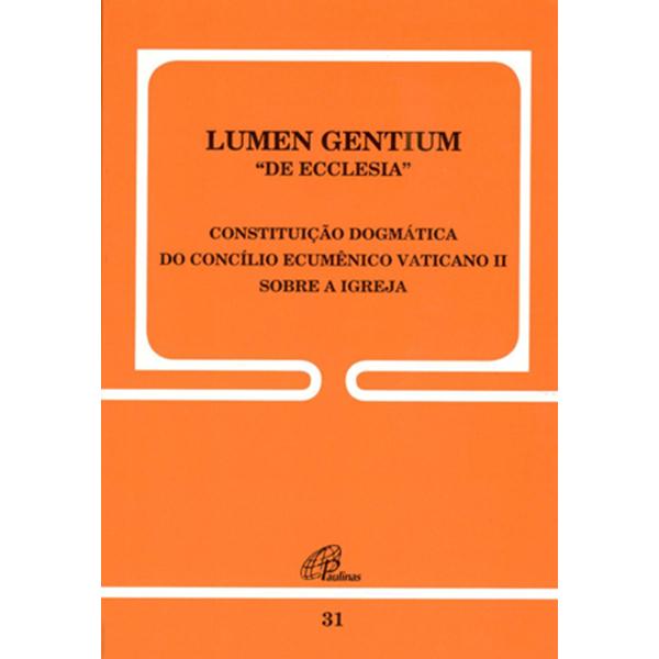 Lumen Gentium - 31
