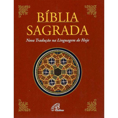 Bíblia Sagrada - Nova tradução na linguagem de hoje (bolso - simples)