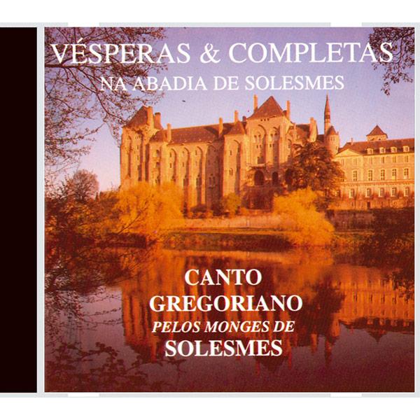 Vésperas e completas na Abadia de Solesmes - Monges de Solesmes