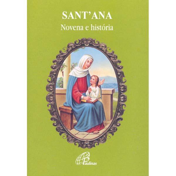 Sant Ana - novena e história