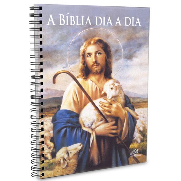 Bíblia dia a dia 2021 - wire-o - Bom pastor