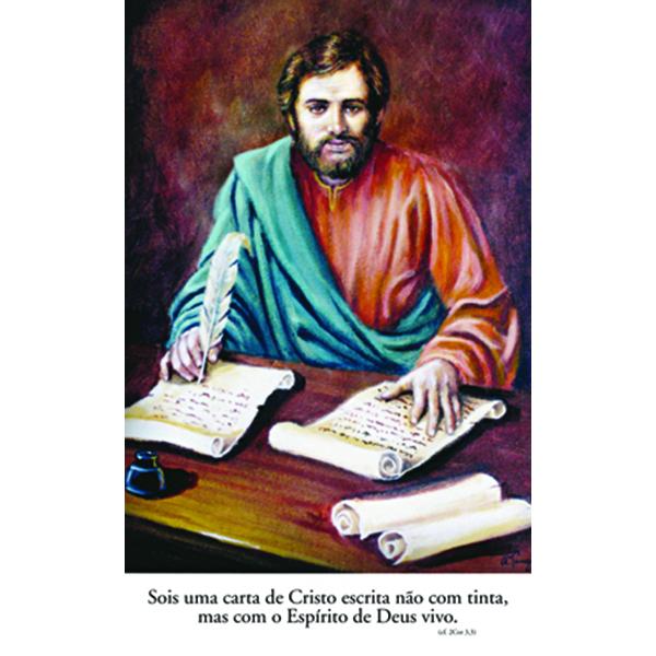 Pintura 80 - São Paulo Apóstolo