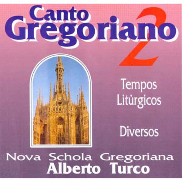 Canto Gregoriano 02 - Nova Schola Gregoriana e Alberto Turco