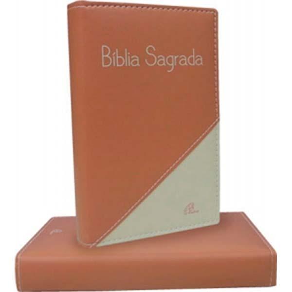 Bíblia Sagrada - Nova tradução na linguagem de hoje (Média/Terra/Marfim)