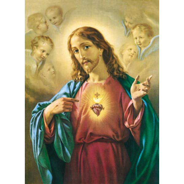 Imagem 04 - Sagrado Coração de Jesus