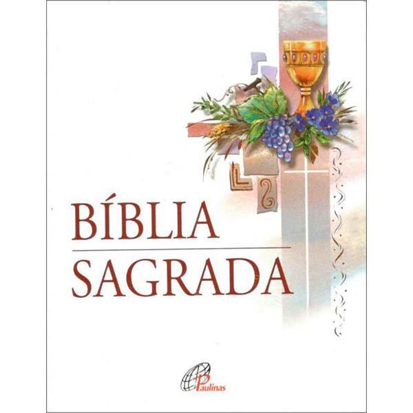 Bíblia Sagrada - Nova tradução na linguagem de hoje (Bolso/Eucaristia)