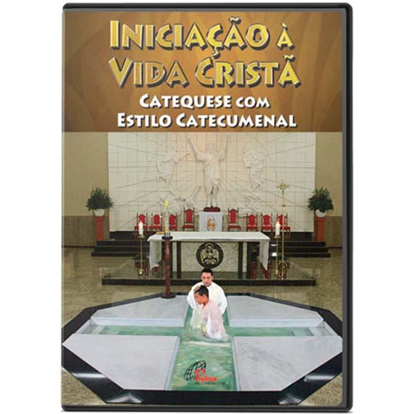Iniciação à vida cristã - DVD - 45 min.