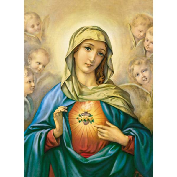 Imagem 03 - Sagrado Coração de Maria