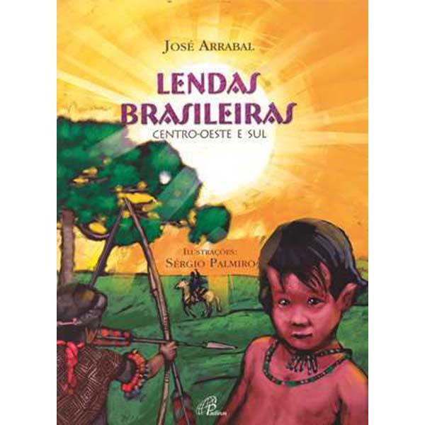 Lendas brasileiras - Centro-oeste e Sul