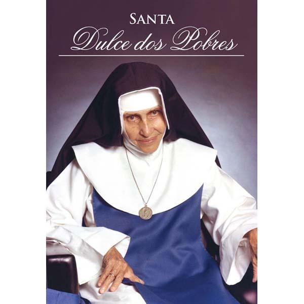 Pintura 96 - Santa Dulce dos pobres