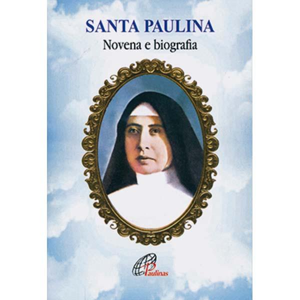 Santa Paulina - novena e Biografia
