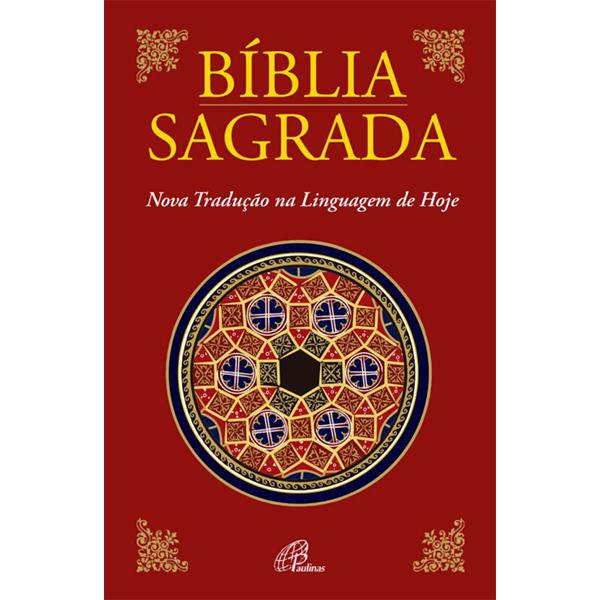 Bíblia Sagrada - Nova tradução na linguagem de hoje - Média/Simples