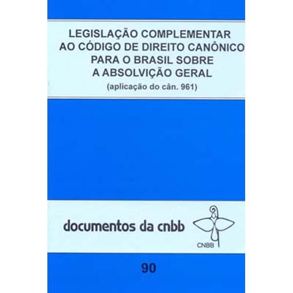 Legislação complementar ao código de direito canônico para o Brasil
