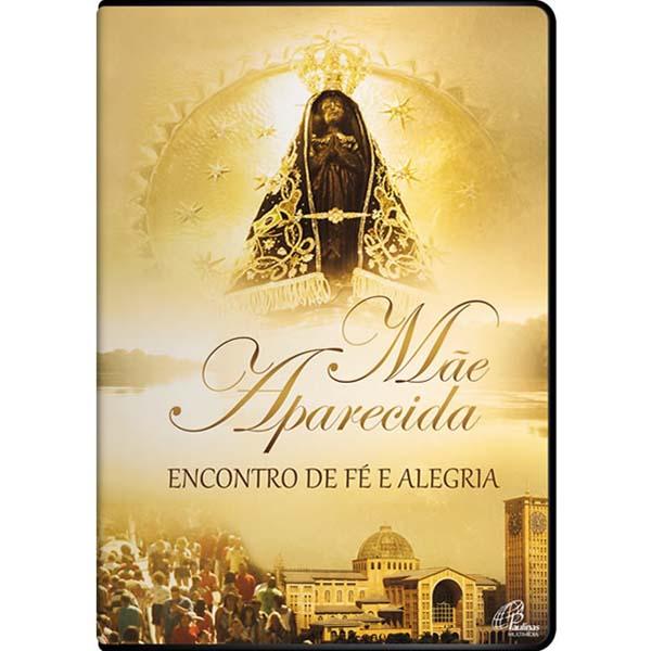 Mãe Aparecida - DVD 35 min.