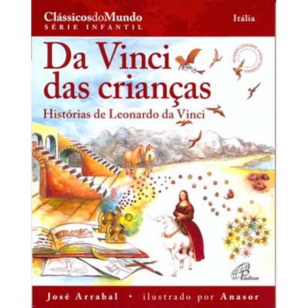 Da Vinci das crianças
