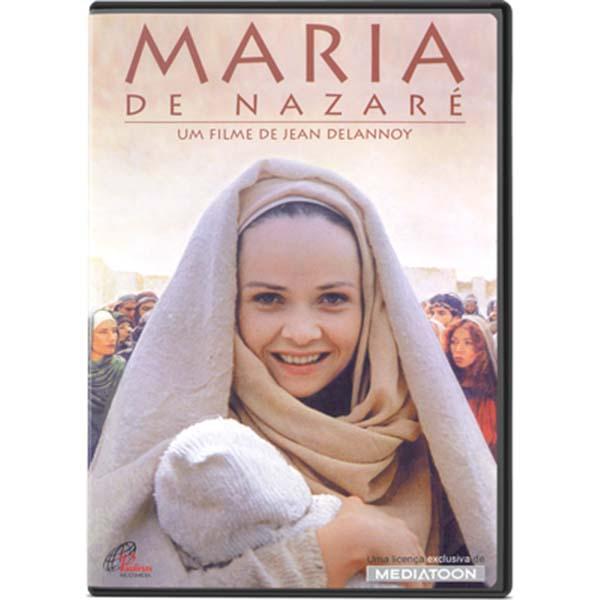 Maria de Nazaré - DVD - 110 min.