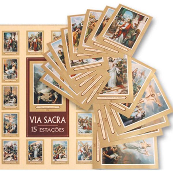 Via-Sacra - 15 estações