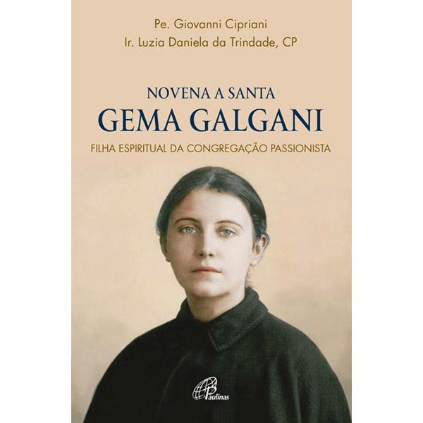 Novena Santa Gema Galgani