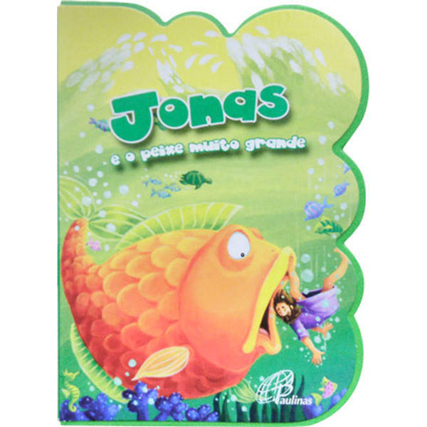 Jonas e o peixe muito grande