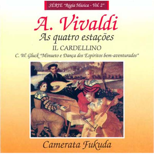 A. Vivaldi - As quatro estações