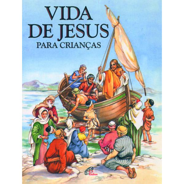 Vida de Jesus para crianças
