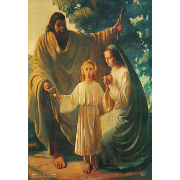 Pintura 33 - Sagrada família