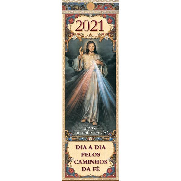 Dia a dia pelos caminhos da fé 2021