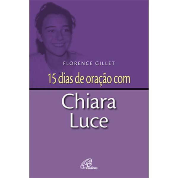 15 dias de oração com Chiara Luce
