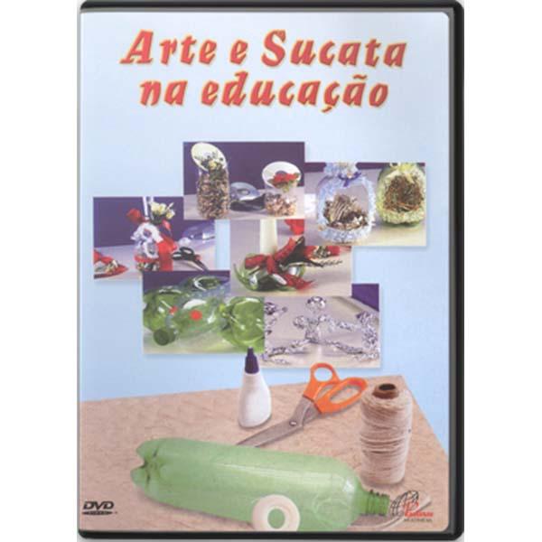 Arte e sucata na educação - 117 min.