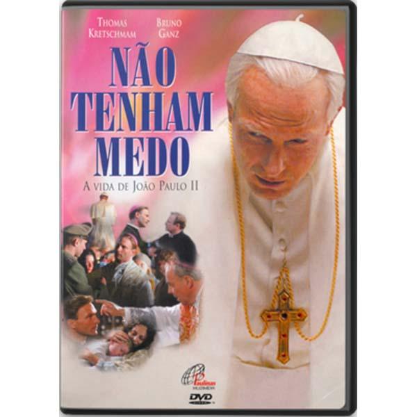 Não tenham medo - a vida de João Paulo II - 85 min.