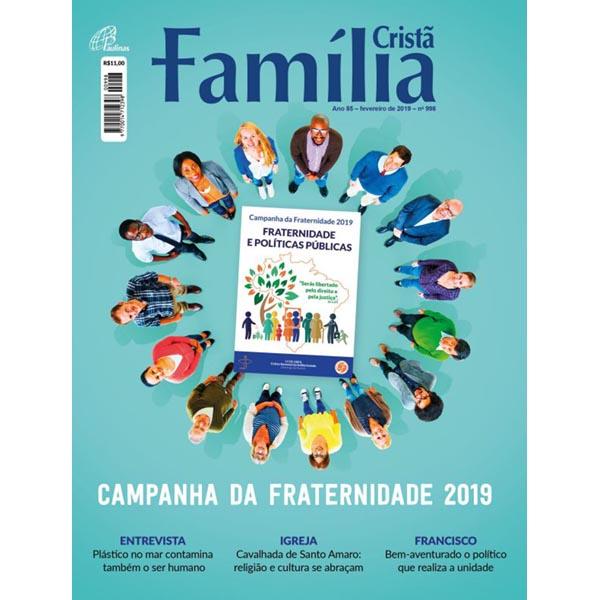 Família Cristã 2019 - fevereiro n. 998