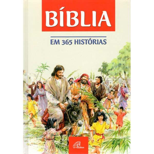 Bíblia em 365 histórias