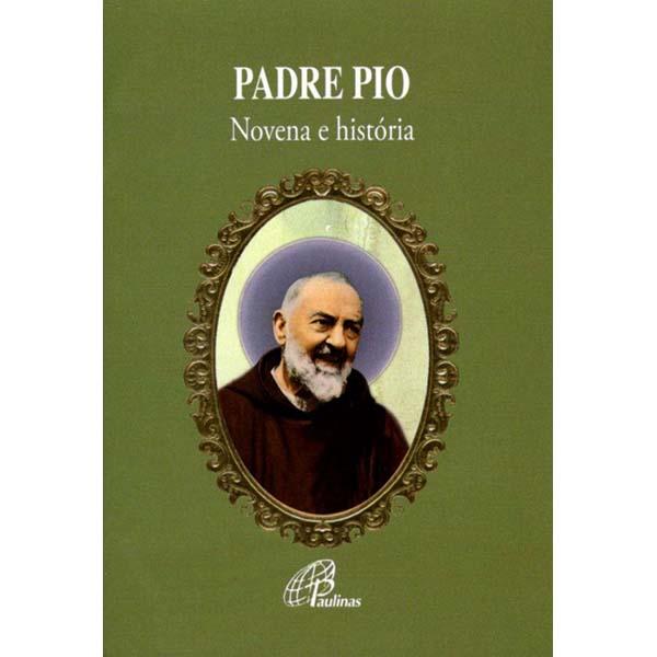 Padre Pio: novena e história