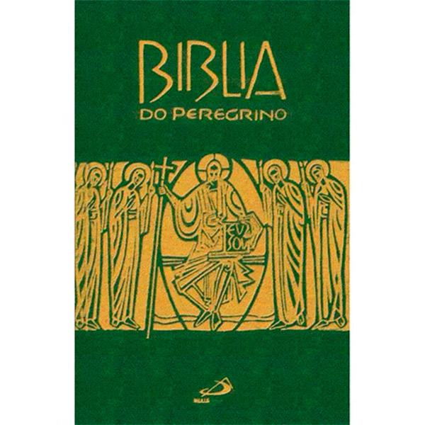 Bíblia do Peregrino - Capa cristal (plástica)