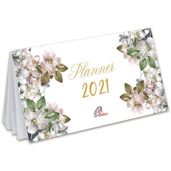 Agenda Planner 2021