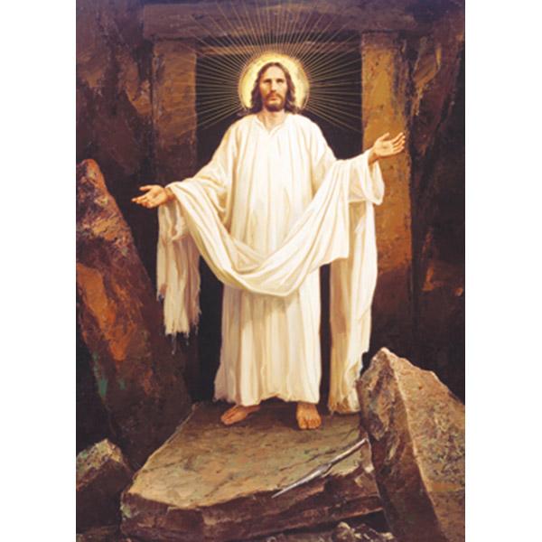 Imagem 14 - Jesus Ressucitado