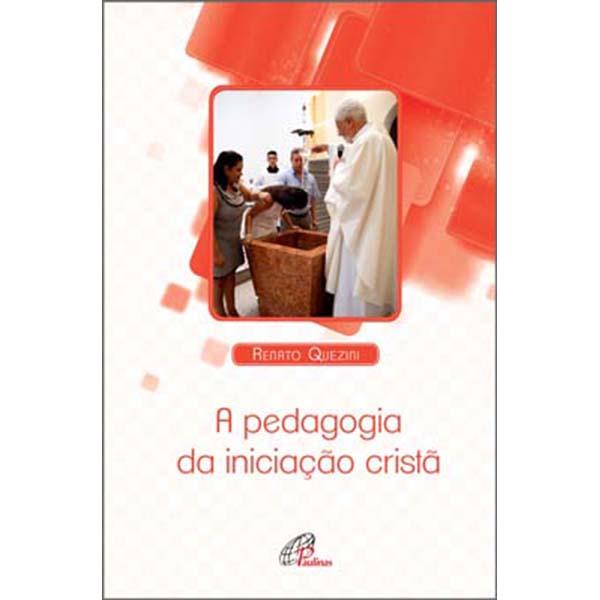 Pedagogia da iniciação cristã (A)