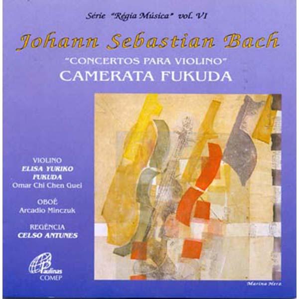 Concertos para violino -  J.S. Bach