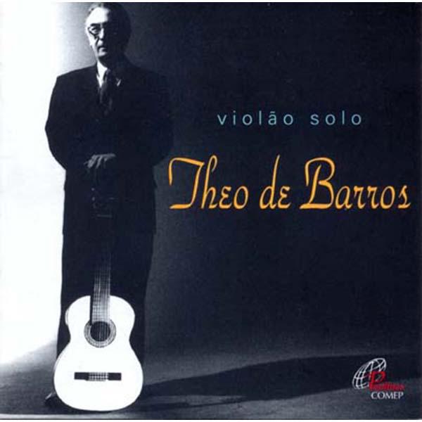 Violão solo - Theo de Barros