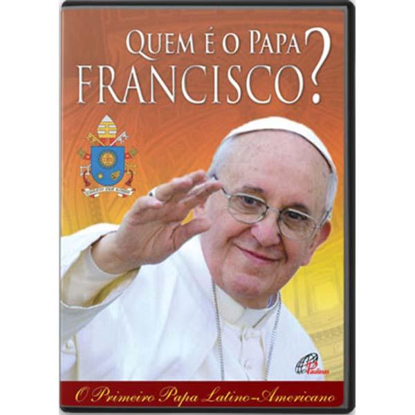 Quem é o Papa Francisco? (45 min.)