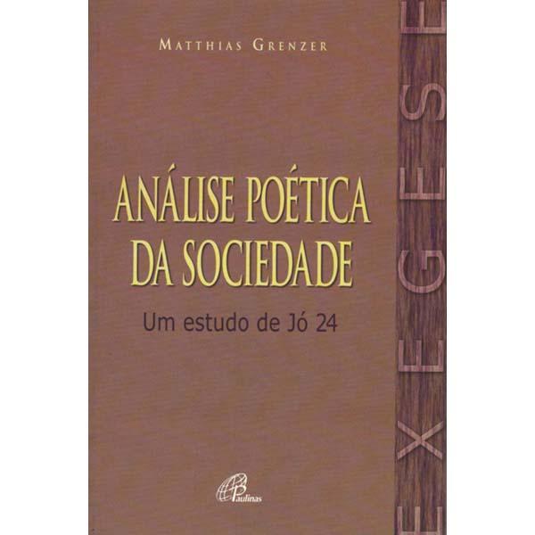Análise poética da sociedade