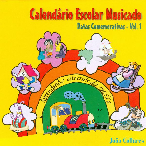 Datas Comemorativas vol 01 - João Collares