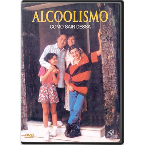 Alcoolismo - como sair dessa - DVD - 30 min.