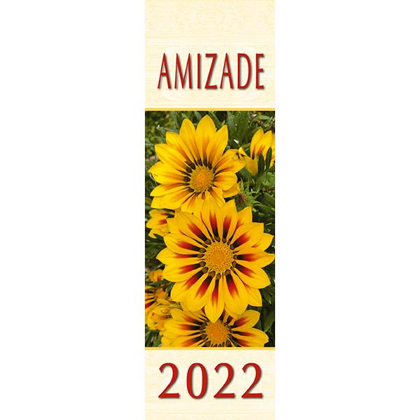 Calendário da amizade 2022