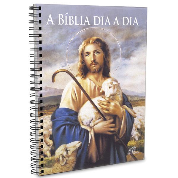Bíblia dia a dia 2022 - wire-o - Bom pastor