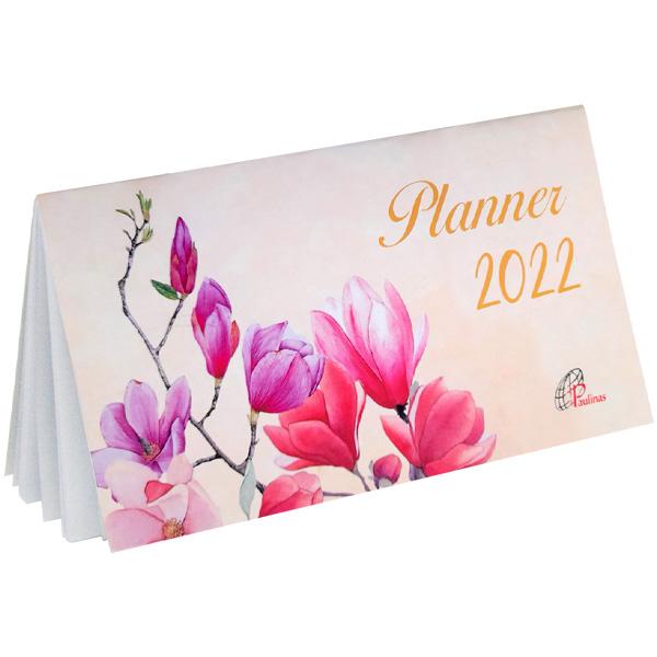 Agenda Planner profissional feminina 2022